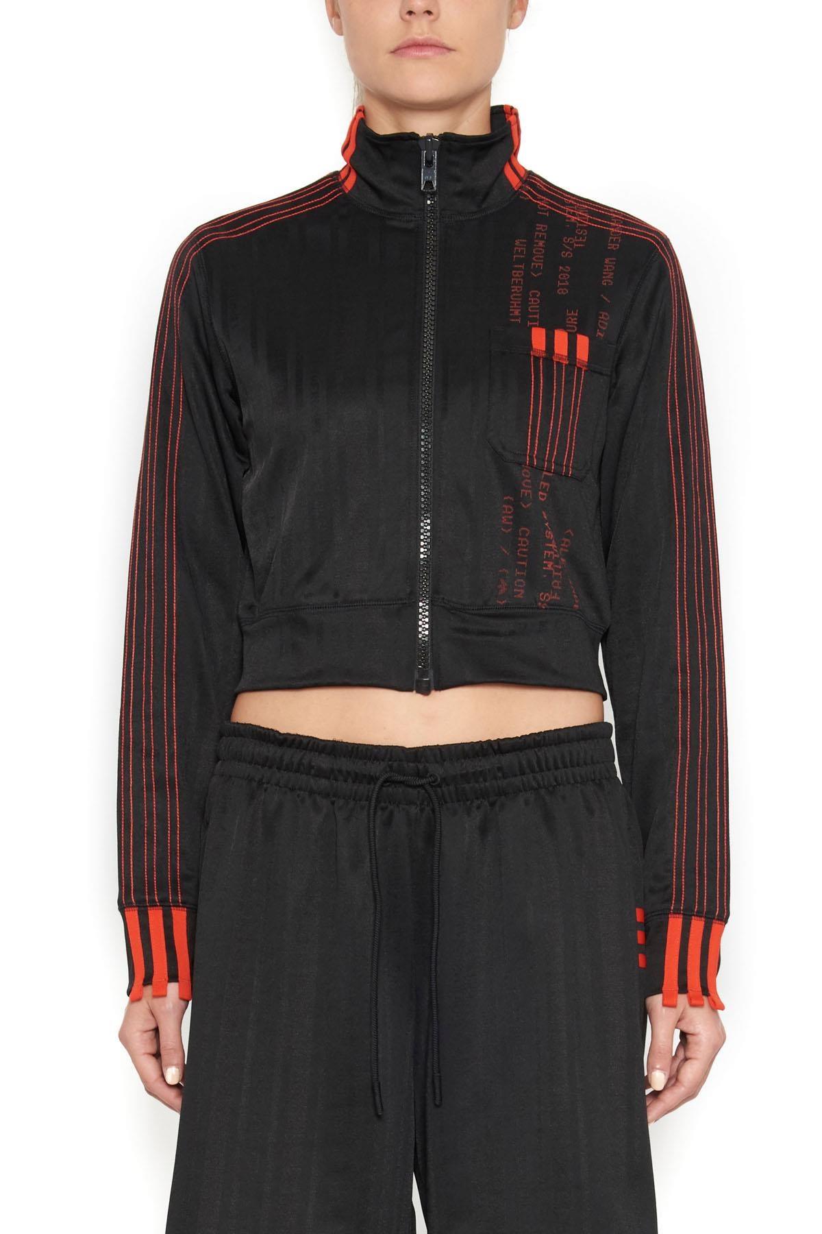By Julian Crop Su Adidas Originals Wang Felpa Alexander HqwR5xS0
