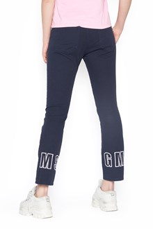 MSGM embroidered jeans
