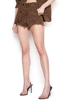 DENIM X ALEXANDER WANG 'daze' shorts