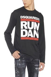 DSQUARED2 'run dan' t-shirt