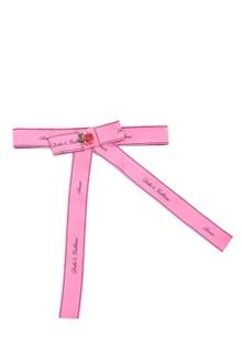 DOLCE & GABBANA bow belt