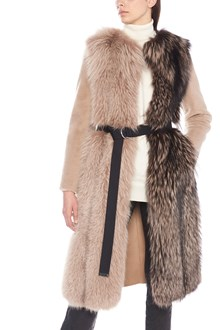 BLANCHA fox fur