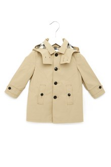 BURBERRY 'bradley' trench coat