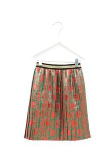 GUCCI lurex skirt