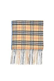 BURBERRY sciarpa reversibile
