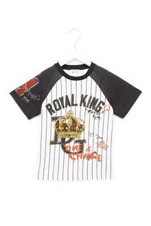 DOLCE & GABBANA 'royal king' t-shirt