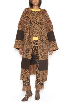 ALANUI cappotto oversize