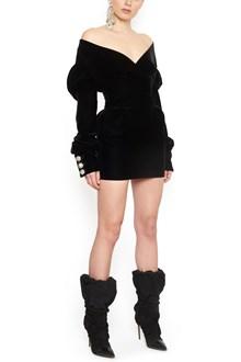 ALEXANDRE VAUTHIER velvet dress
