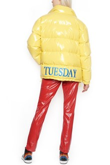 ALBERTA FERRETTI 'rainbow week' down jacket