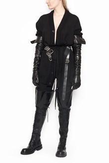 ANN DEMEULEMEESTER oversize cardigan