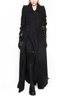 ANN DEMEULEMEESTER oversize coat