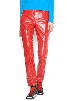 ALBERTA FERRETTI vinyl pants