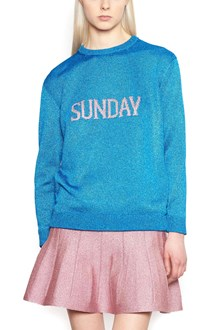 ALBERTA FERRETTI 'rainbow week' sweater