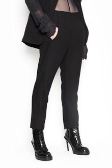 ANN DEMEULEMEESTER wool pants