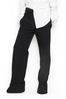 ANN DEMEULEMEESTER oversize pants