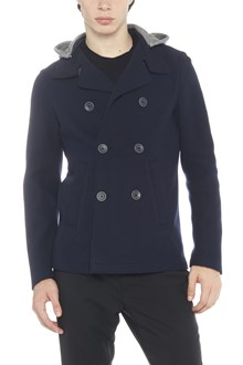 HERNO 'peacot' coat