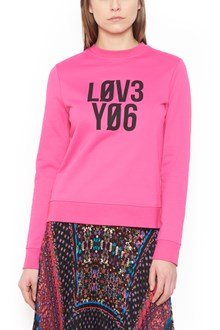 REDVALENTINO 'miss you' sweatshirt