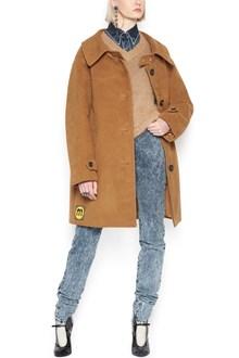 MIU MIU 'moleskine' coat