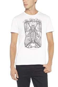 ALEXANDER MCQUEEN t-shirt stampa