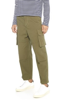 AMI ALEXANDRE MATTIUSSI cargo pants