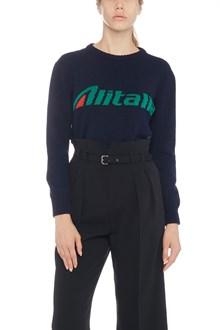 ALBERTA FERRETTI maglione 'alitalia'