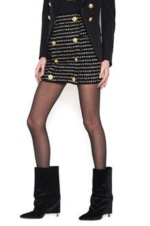 BALMAIN tweed skirt