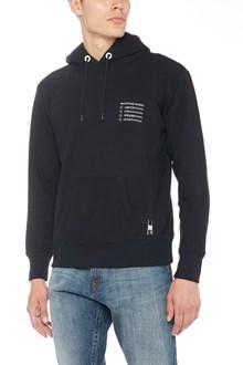 MONCLER GENIUS 7 MONCLER FRAGMENT HIROSHI FUJIWARA - logo hoodie