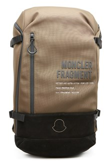 MONCLER GENIUS technical backpack