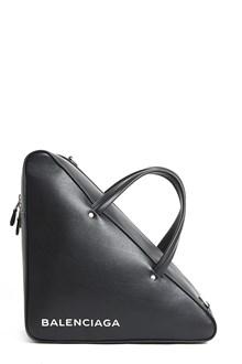 BALENCIAGA 'triangle' crossbody bag