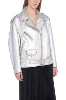 PRADA metallic bilker jacket