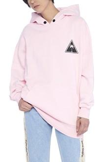 PALM ANGELS logo hoodie