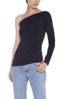 HELMUT LANG 'one shoulder longsle' top
