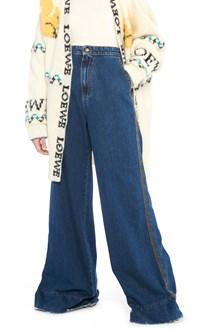 LOEWE wide leg jeans