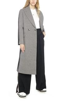 STELLA MCCARTNEY bimaterial coat