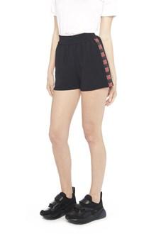 STELLA MCCARTNEY logo shorts