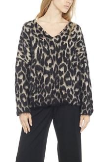 STELLA MCCARTNEY leopard sweater