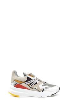 ALEXANDER MCQUEEN sneaker 'patchwork running'