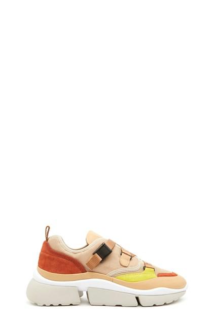 fc616ea587c CHLOÉ  Sonnie  Sneakers - COD. CHC18A051186I5
