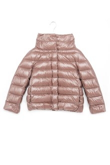 HERNO cape down jacket