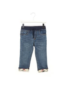 BURBERRY coulisse jeans