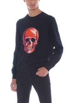 ALEXANDER MCQUEEN maglione 'skull'