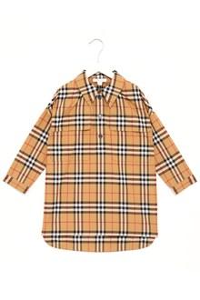 BURBERRY camicia check