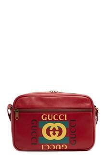 GUCCI 'gucci print' crossbody bag