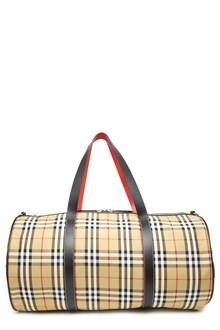 BURBERRY 'kennedy' travel bag