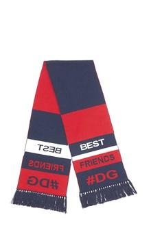 DOLCE & GABBANA sciarpa logo