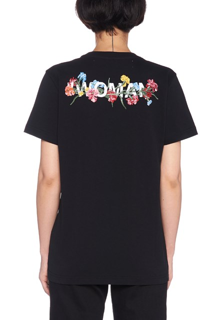 Off white flowers t shirt available on julian fashion 53862 off white flowers mightylinksfo