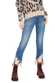 R13 'boy straight' jeans