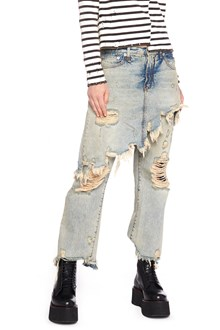 R13 'double classic' jeans