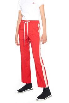 MIU MIU sides bands pants
