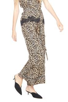 GOLD HAWK animalier pants
